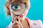 picture of investigation  - Investigation exploration education concept - JPG