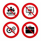 picture of sign-boards  - No - JPG