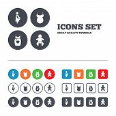 picture of maternity  - Maternity icons - JPG