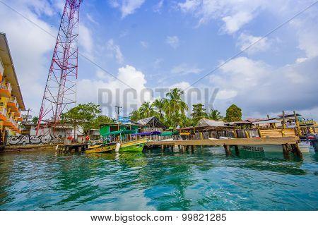 Panama Pier