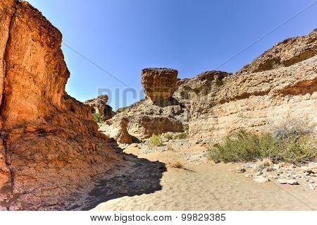 The Sesriem Canyon - Sossusvlei, Namibia