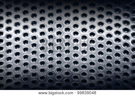 Iron With Holes