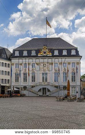 Old City Hall Of Bonn, Germany