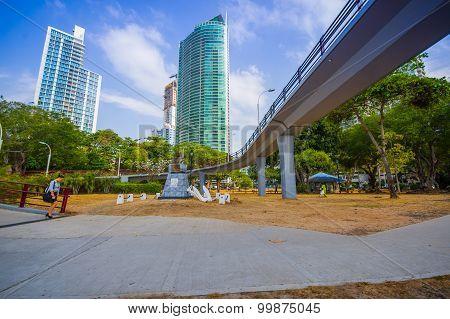 Panama City Modern District