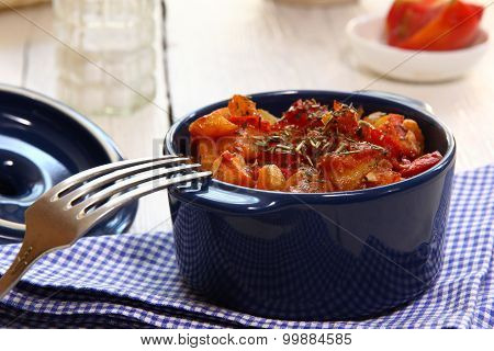 Braising Vegetables
