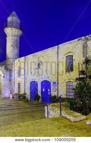 He Artist Quarter, Safed (tzfat)t