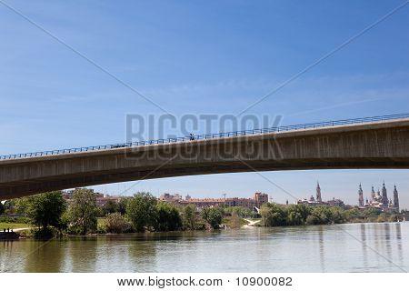 ridge over the river
