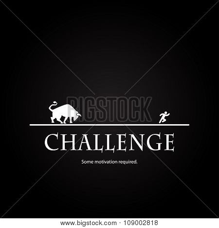 Motivation template - Challenge - bull attack design