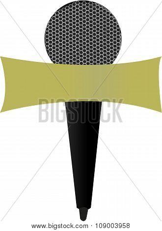 logo microphone