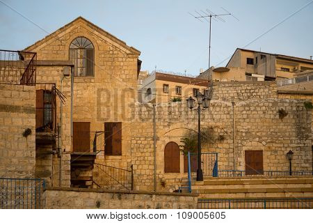 The Artist Quarter, Safed (tzfat)