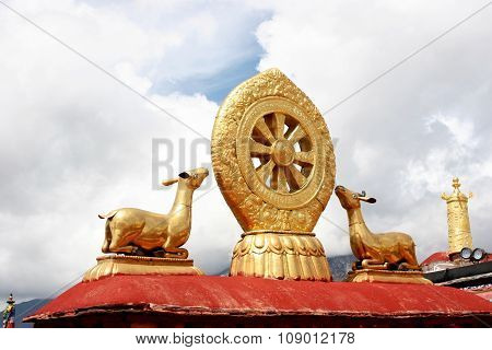 Wheel Of The Dharma