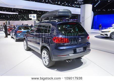 Volkswagen Tuguan Sel