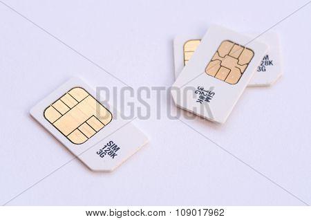 Mobile  Memory Sim Cards