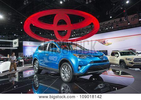 Toyota Rav4 Hybri