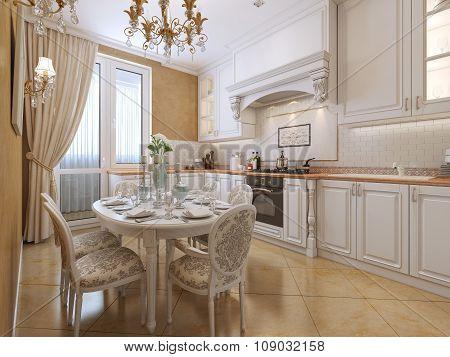 Kitchen Classic Style