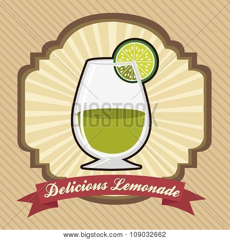 delicious drink design