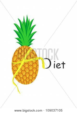 The Diet And Pineapple