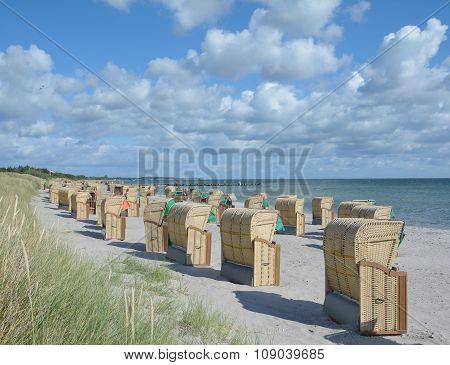 Beach,Fehmarn,baltic Sea,Germany
