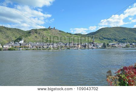 Alken,Mosel Valley,Germany