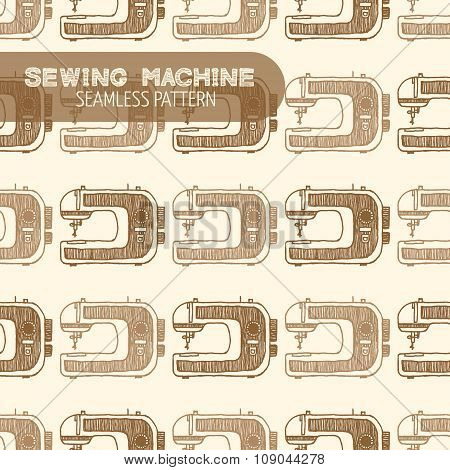 Sewing Machine Vintage style