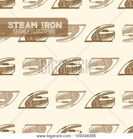 Smoothing Iron.  Vintage style
