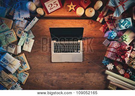 Santa's Laptop