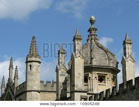 Spires Of All Souls