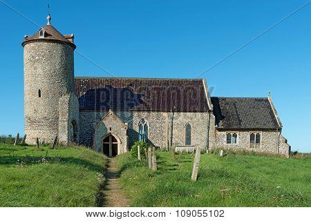 St Andrew's Church, Little Snoring, Norfolk