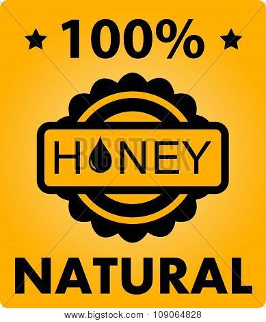 natural honey background