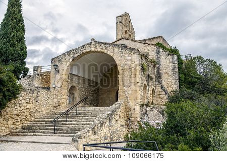 Hermitage Of St. Peter In Castellet Catalonia