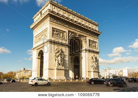 The Triumphal Arch.