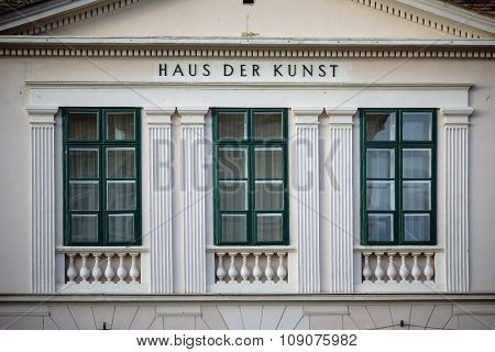House of Art Baden