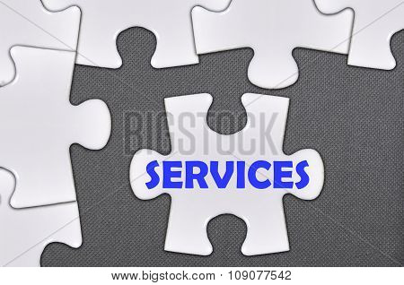 The White Jigsaw Puzzle Written Word Services