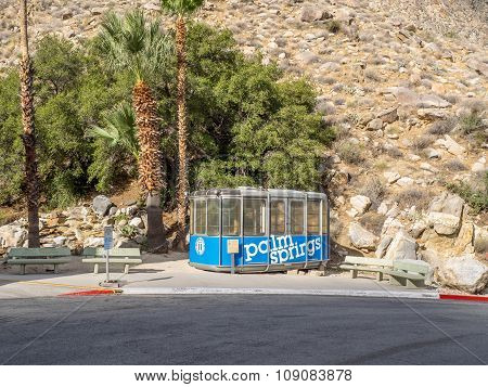Palm Springs Aerial Tramway Cabin
