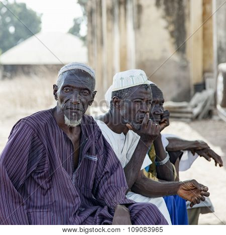African Village Elders