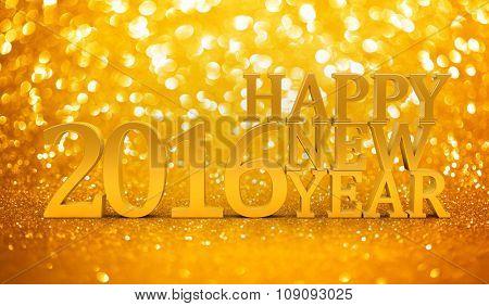 2016 New years glitter background