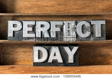 Perfect Day Tray
