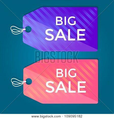 Big Sale Tag Icon