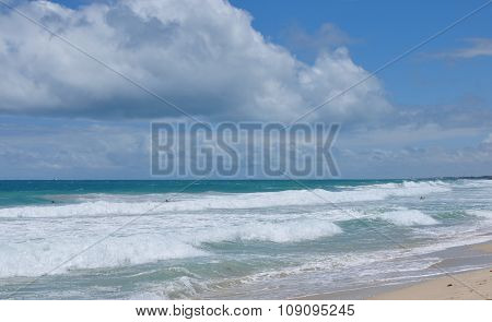 Scarborough Beach Landscape, Western Australia