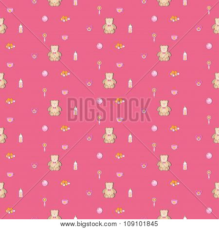 Pattern For Baby Girl