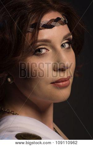 Portrait Of Beautiful Venus