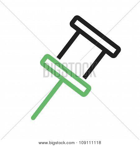 Office Pin