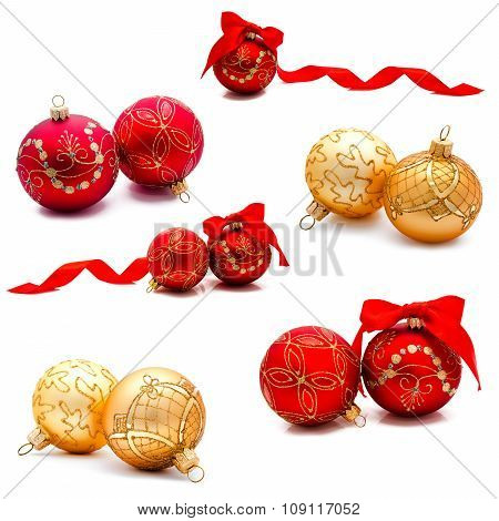 Collection Of Photos Christmas Decoration Balls