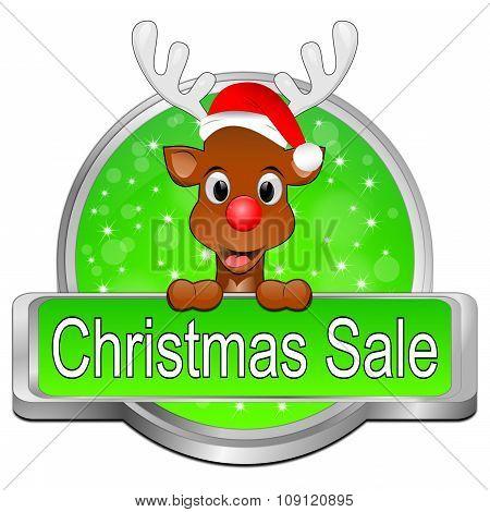 Christmas Sale button