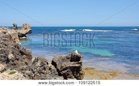 Limestone Coast in Western Australia