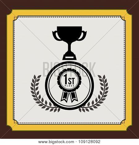 championship award design