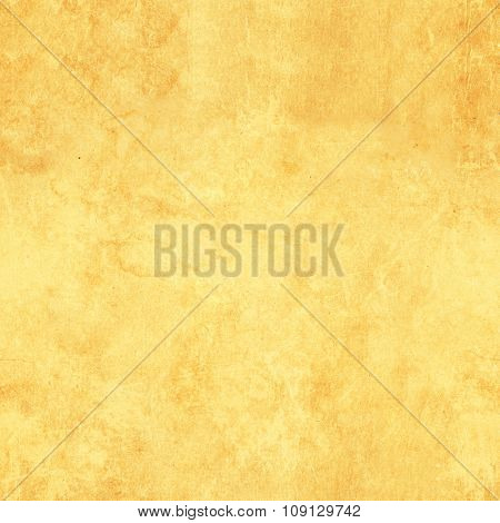 Seamless texture of the old, soiled paper of yellow color