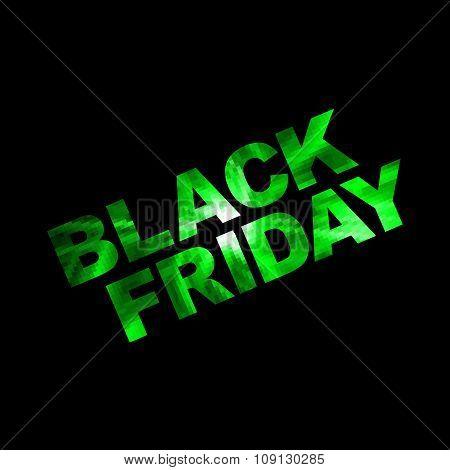 Black Friday Green