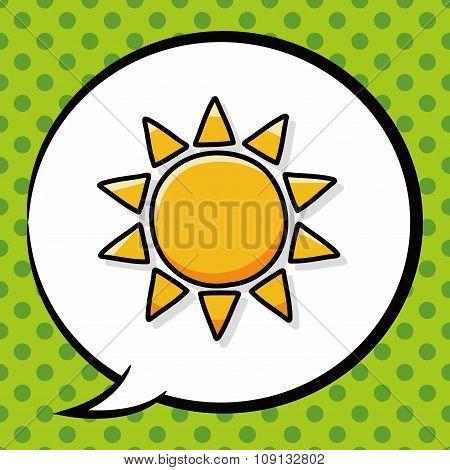 Sun Doodle