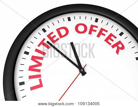 Limited Offer Concept
